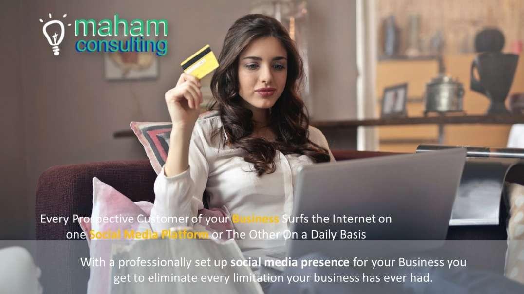 MAHAM Social Media Marketing
