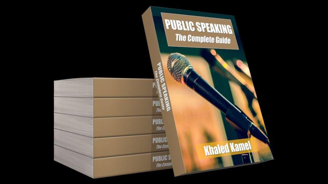 Master Your Public Speaking NOW!
